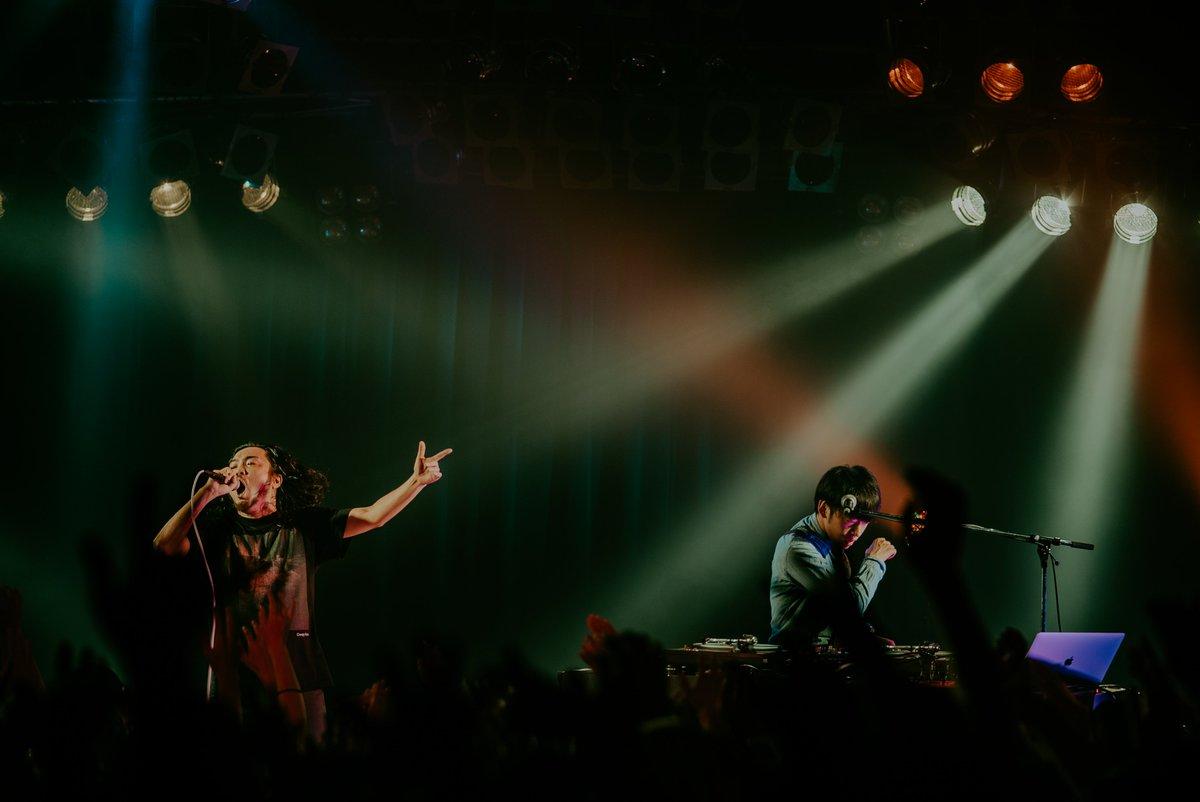2019.09.21Creepy Nuts One Man Tour 2019「よふかしのうた」@Yokohama Bay Hallにお集まり頂いた皆さん、有り難うございました!