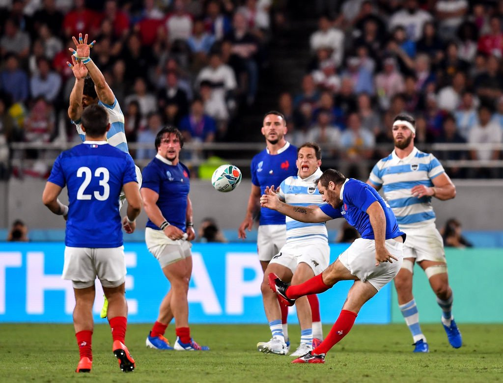 test Twitter Media - #ICYMI: Camille Lopez scored a late drop goal to beat Argentina and deny the Pumas after a spirited comeback.  Report: https://t.co/gcobzeiikR  #bbcrugby #NZLvRSA #RWC2019 https://t.co/3D067Ys9Jd