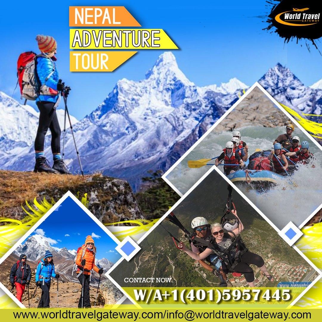 Best offers on Nepal Tours packages at World Travel Gateway. #nepal #nepaltourtravel #nepalpictures #india #photography #mountains #himalayas #explorenepal #adventure #everestbasecamp #thwonder #everest #streetphotography #worldtravelgateway.🙏🙏🙏
