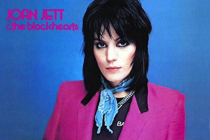"""September 22:Happy 61st birthday to singer,Joan Jett (\""""I Love Rock n\ Roll\"""")"""