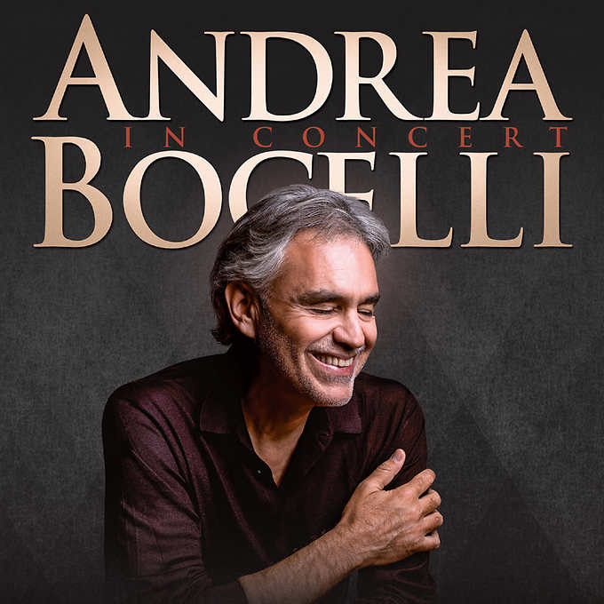 "September 22:Happy 61st birthday to singer,Andrea Bocelli (""Time To Say Goodbye\"")"