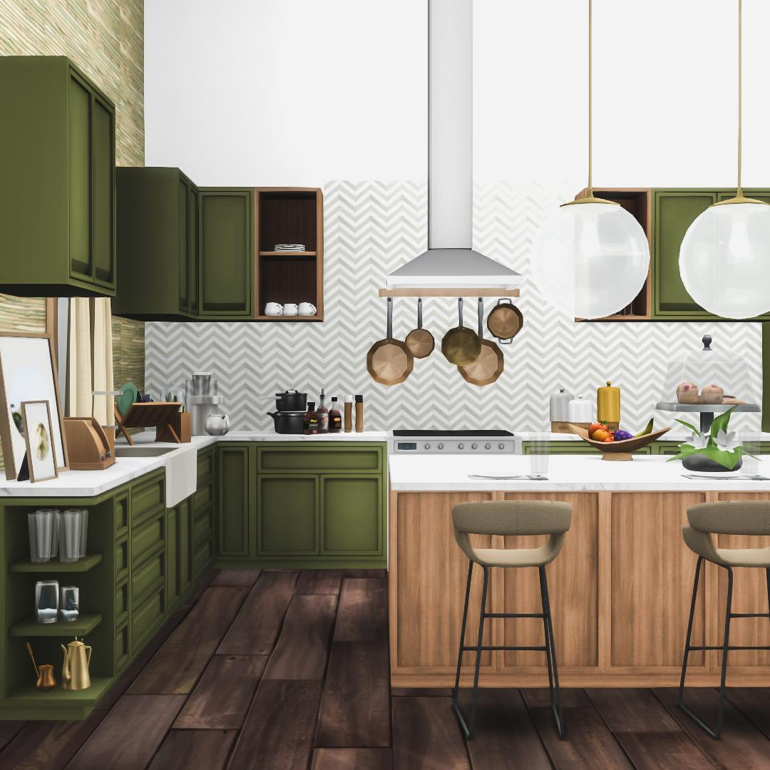 Peacemaker Ic On Twitter Essa Kitchen Modern Kitchen Set With 14 New Objects Https T Co Qjjdyma0gx