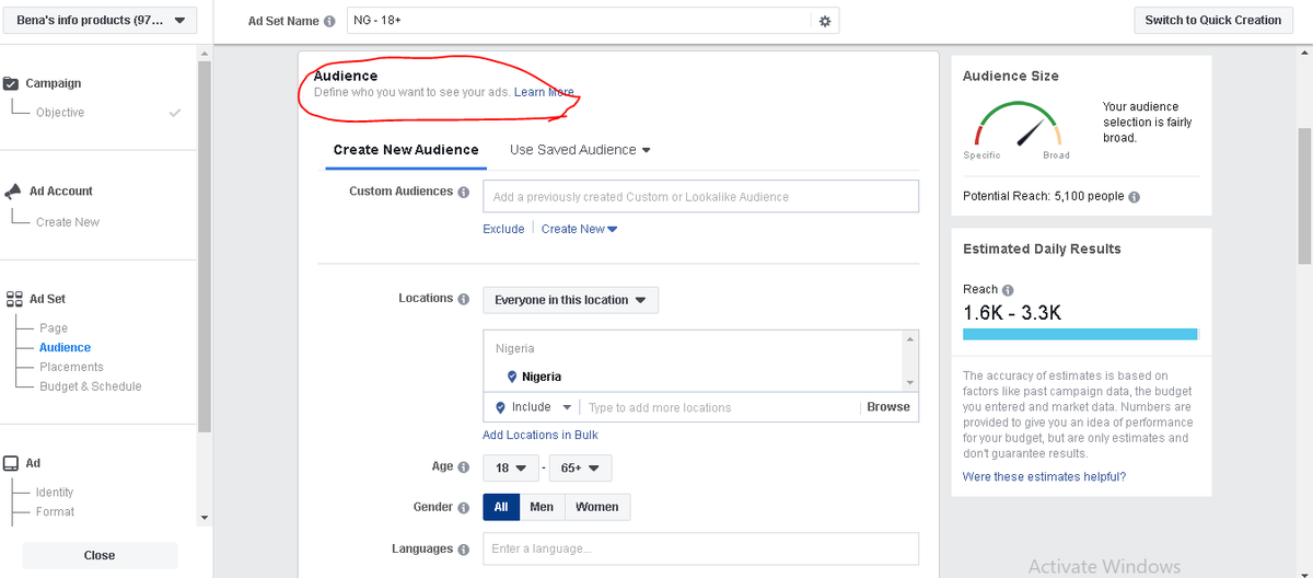 Targeting Your Ideal Buyers With Facebook Ads