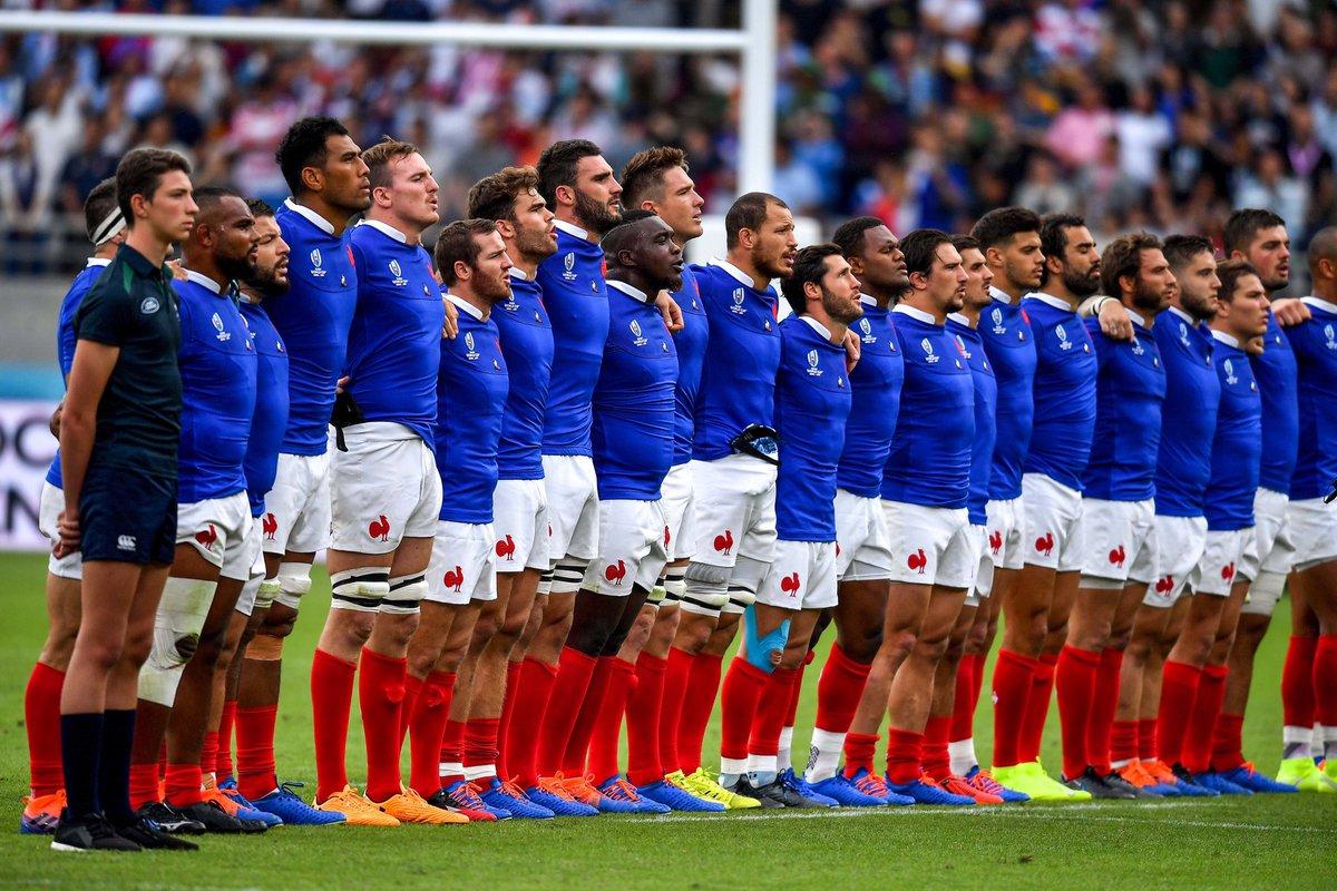 Bravo les gars pour cette victoire ! #FRAvARG @FranceRugby La #RWC2019est lancée.