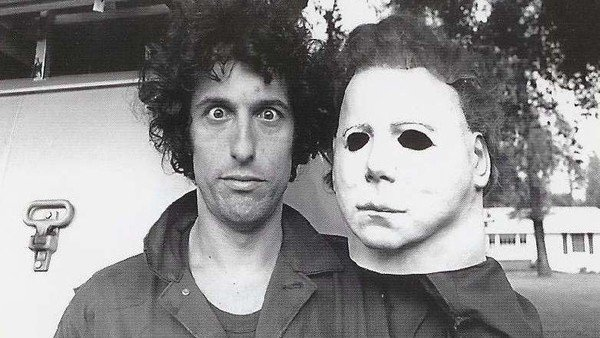 "Happy birthday to writer, director and ""The Shape\"" Nick Castle.."