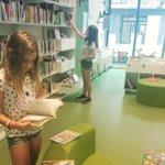 Image for the Tweet beginning: Que xuli!! Hora de #lectura