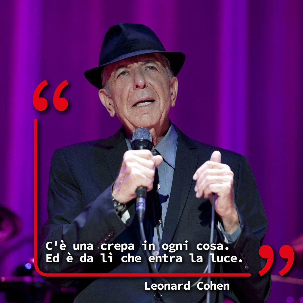 #LeonardCohen
