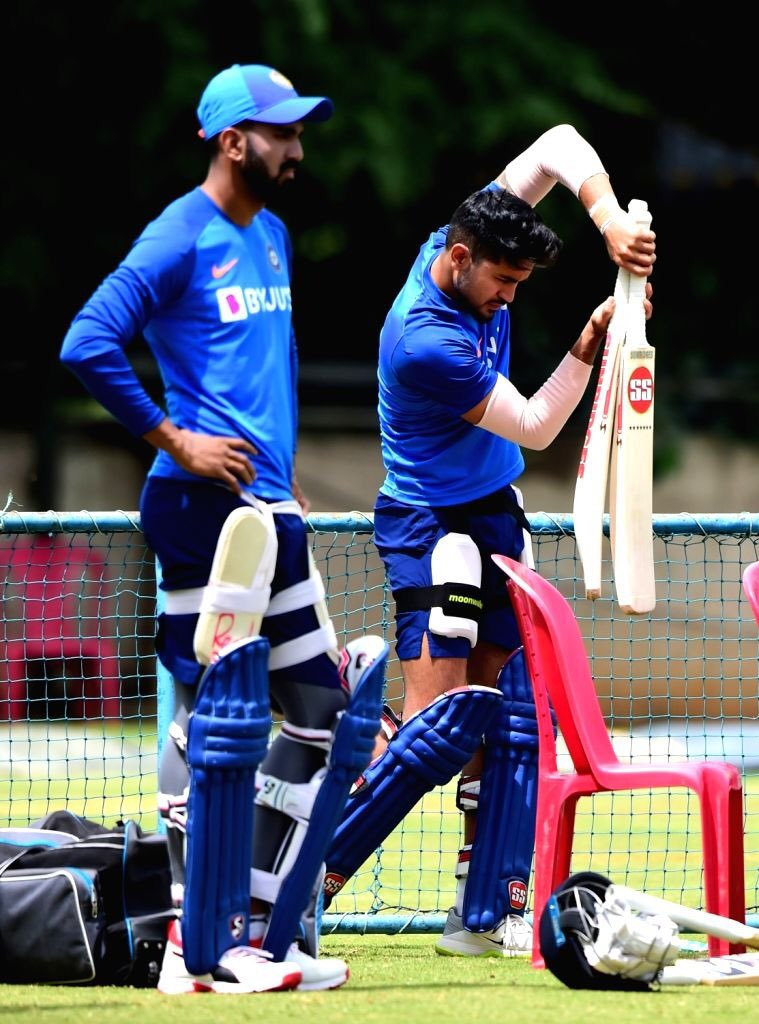 Putting in the hard yards ahead of our final T20 encounter against 🇿🇦 tomorrow  #MatchReady #INDvSA https://t.co/IkKgk42Ax3