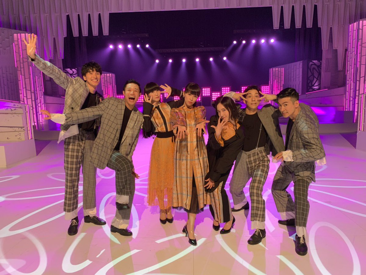 📺TV出演情報📺MUSIC FAIRPerfume × s**t kingz Special Performance出演決定‼️9/28(土)18:00-18:30‼️公式ホームページをチェック👌<番組情報>『MUSIC FAIR』[放送日時]9月28日(土)18:00-18:30#stkgz #MUSICFAIR #フジテレビ