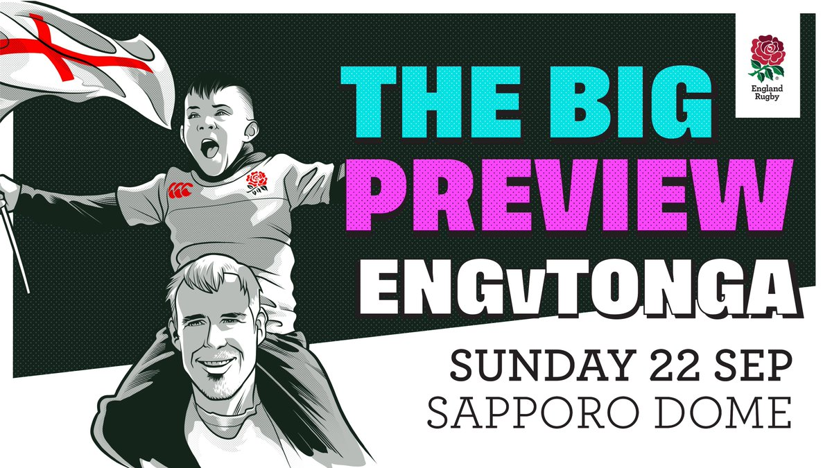 test Twitter Media - All set for #ENGvTGA?  Here's your guide to tomorrow's @rugbyworldcup clash in Sapporo: https://t.co/RGv8frwX9B https://t.co/iJaJcPQjhT