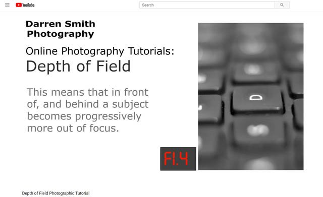 #watch #YouTube #video #tutorials on #photography. This #session is about #depthoffield #dof when taking #photographs, #howitworks and #guides a #photographer through each #step. #photographyteachers #photographystudents #subscribe & #watch at https://youtu.be/CJvxuoF30FY