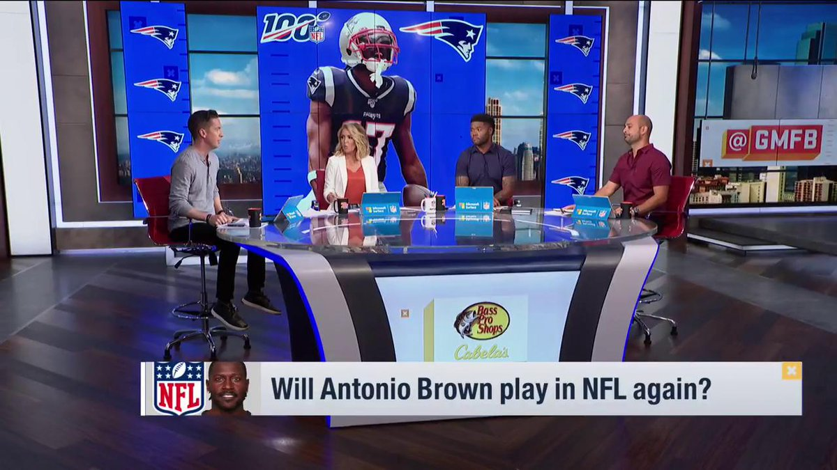 NFL Insider Reveals What Other Teams Are Saying About Antonio Brown