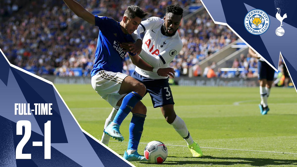 Leicester-Tottenham