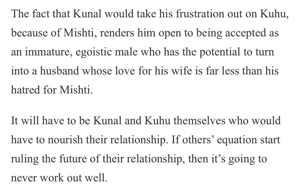 Dear DUMB #Kuku fans. Maybe read this once ? If your Brain didn't get it the first time. Read it like 50,000 times.  Maybe then you'll start speaking sensibly. LOL.  #YehRishteyHainPyaarKe<br>http://pic.twitter.com/XxFZWFzSUO