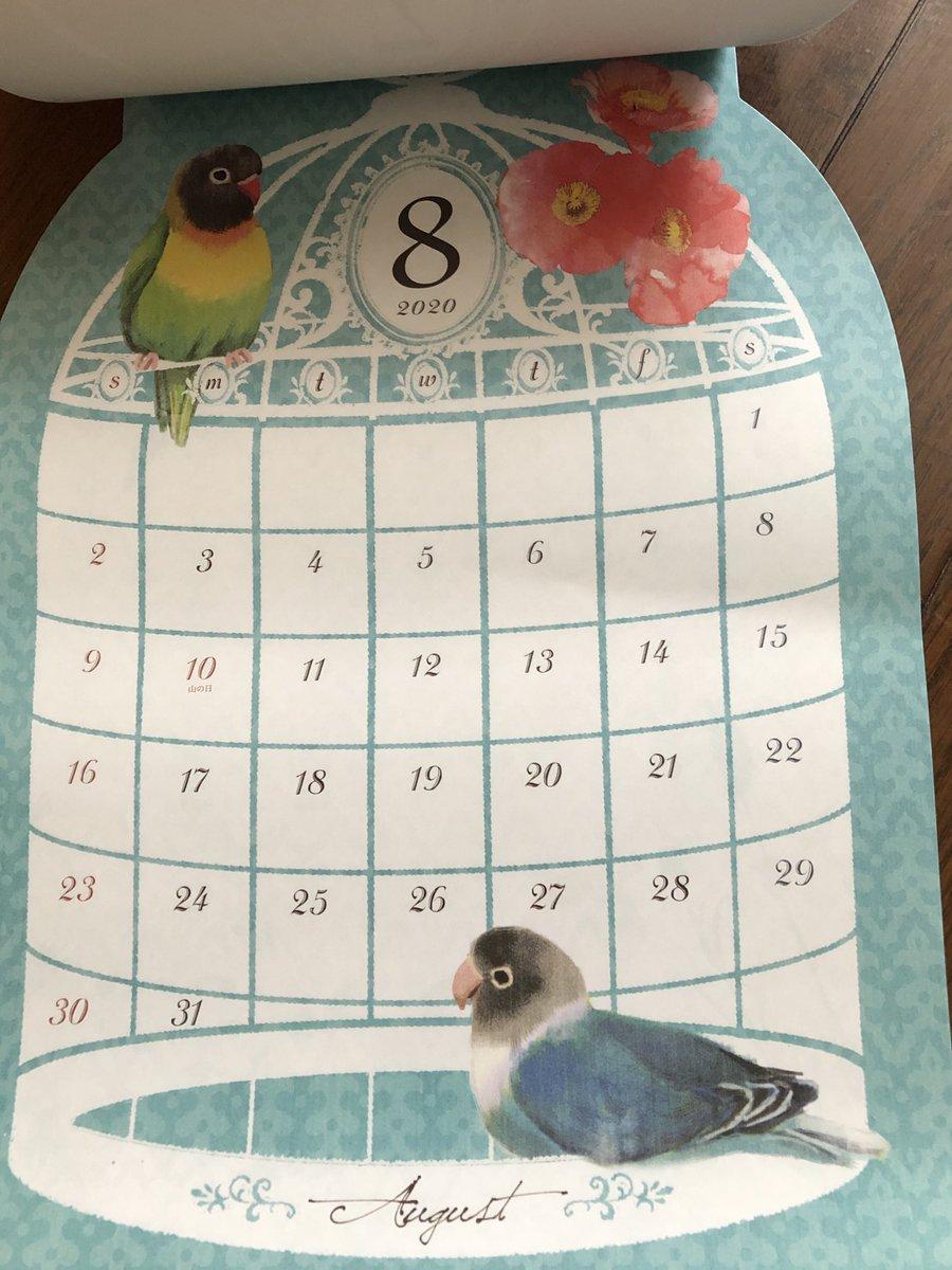 test ツイッターメディア - 来年の手帳も買ったんで、セリアでカレンダーも。久々に鳥かごタイプも。 1月に蘭丸がいたからね (´∀`*) 8月には、るー兄貴も いい感じのウォーターボトルも #セリア https://t.co/YmYi8kR5q3