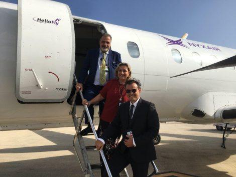 Trasporto aereo, Hellofly inaugura volo Trapani Birgi-Napoli Capodichino - https://t.co/03uQdm8L5y #blogsicilianotizie