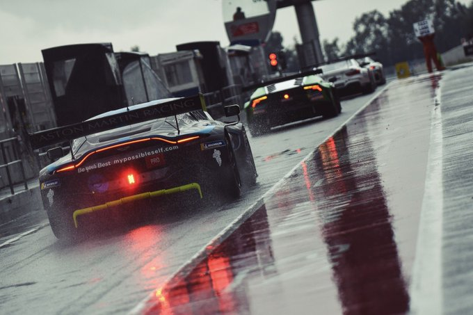 It's time for race one…
