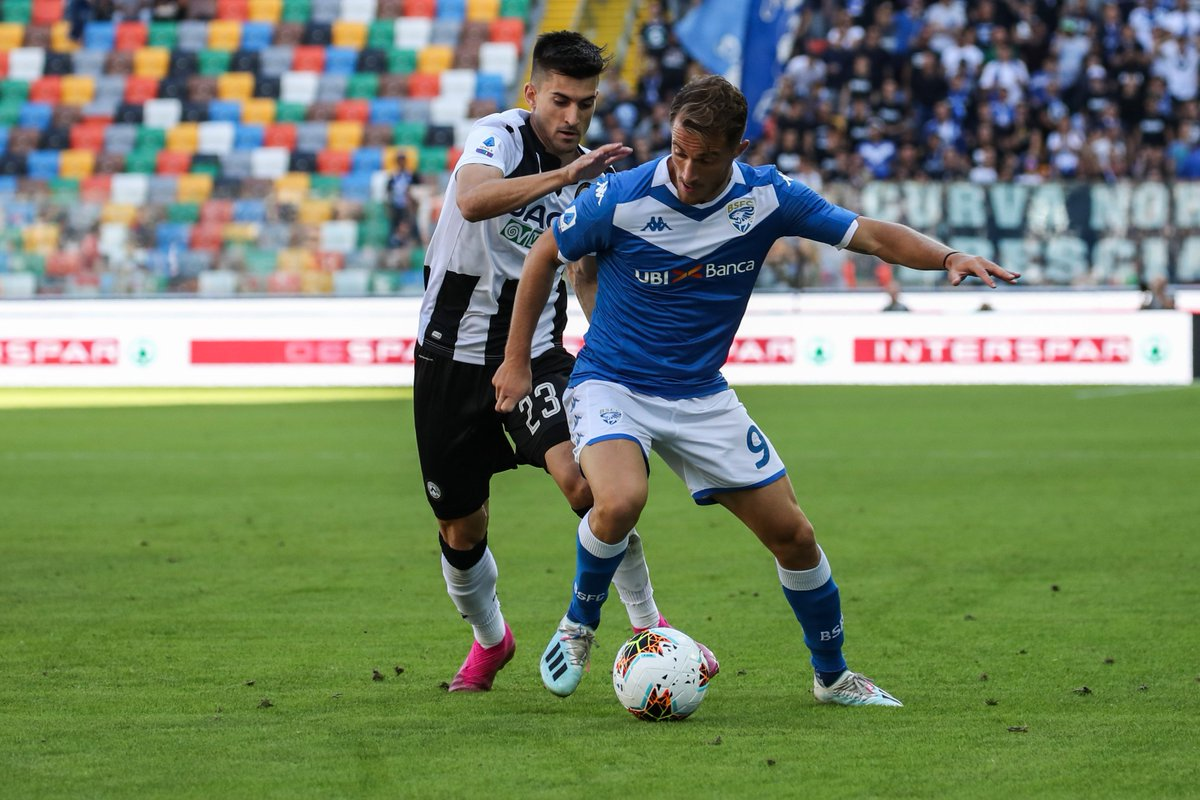 #UdineseBrescia