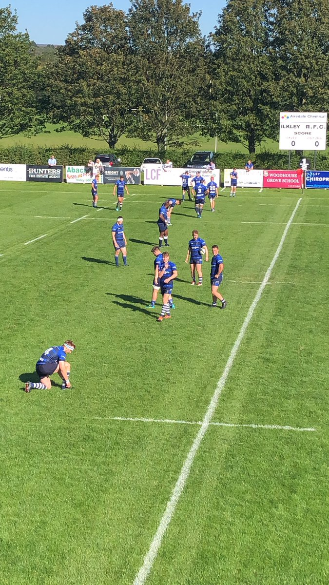 test Twitter Media - It's time for kick off @IlkleyRugby #maccrugby https://t.co/Msxt4MkS2n