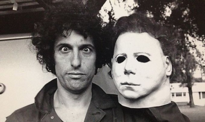 Happy Birthday to the original Shape, Nick Castle!