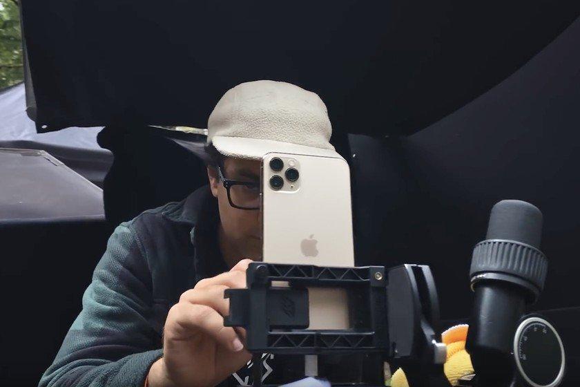 """Fotografiar con la triple cámara del iPhone 11 Pro Max: Apple muestra un """"detrás de las escenas"""" de sus vídeos"""