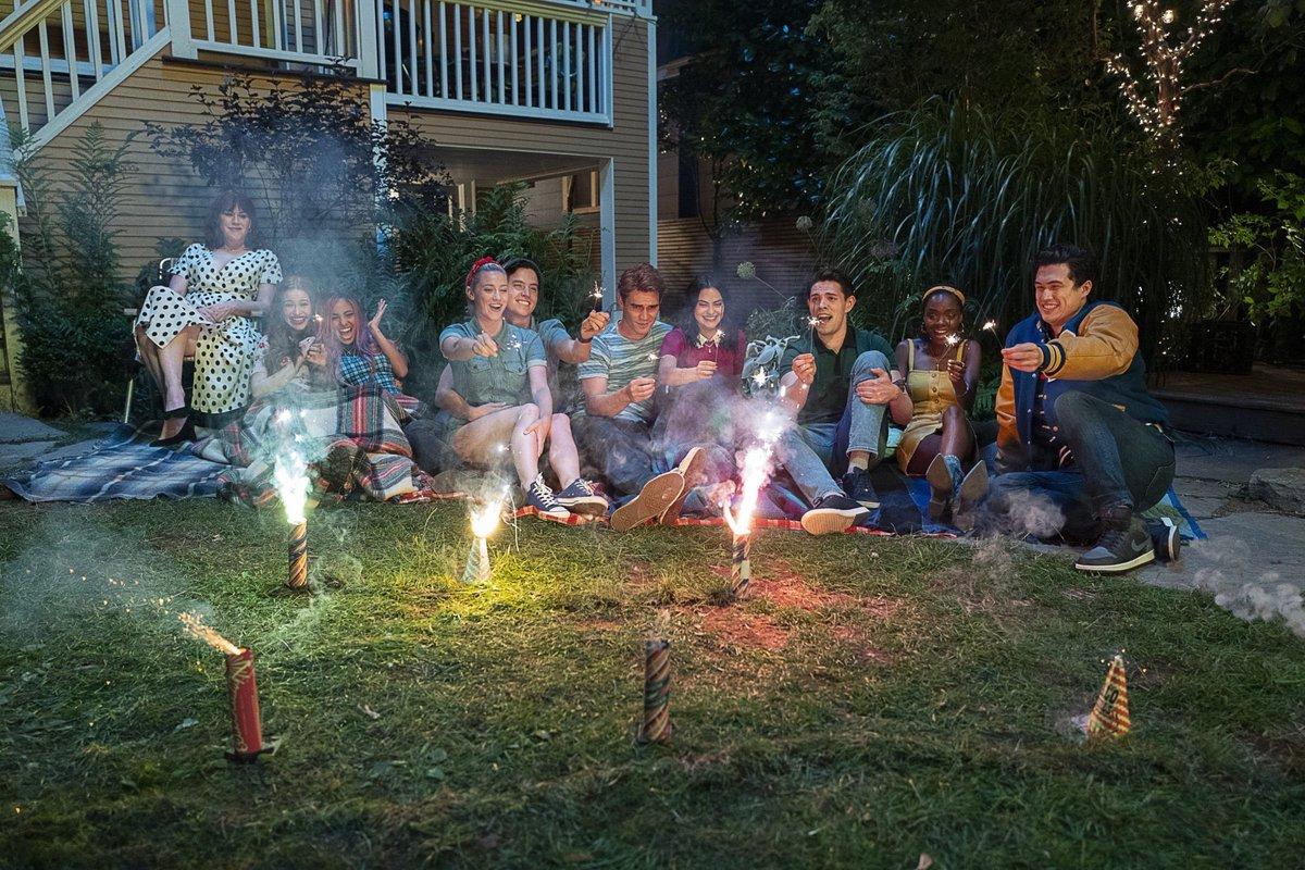 📸 Nouvelles images promotionnelles de l'épisode 4x01 de #Riverdale