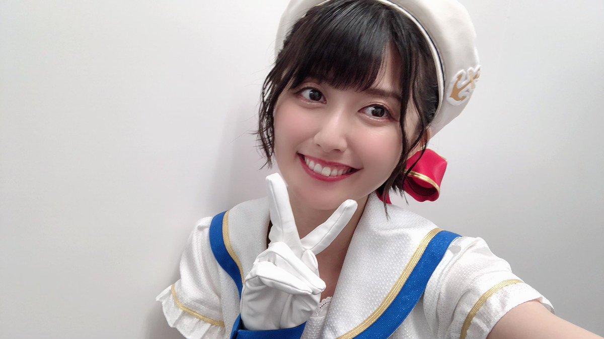 閃光☆HANABI団を通して紗代子も私もたくさん成長することができたと思います!現状に満足せず努力を続ける彼女のことですので、これからもさらに先へと2人で突き進んでいきたいと思います!!#駒形友梨