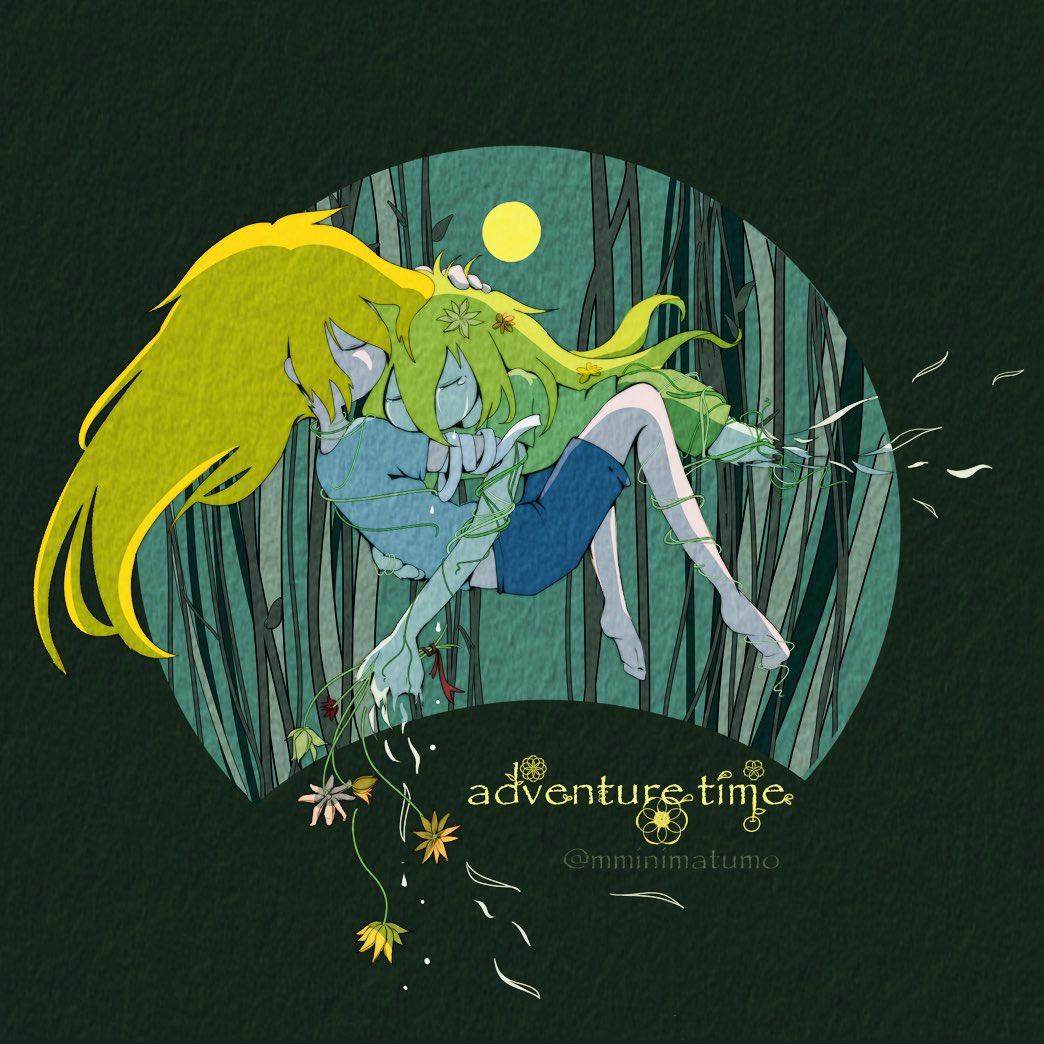 #AdventureTime  #FernTheHuman #アドベンチャータイム