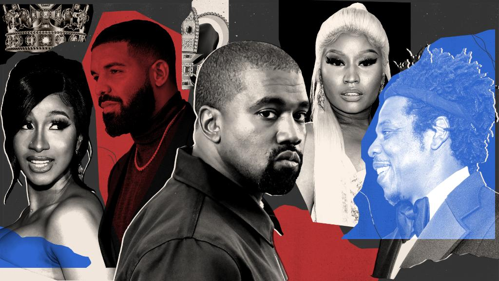 The bar for entry on this year's list of the world's highest-paid hip-hop acts is $18 million, the highest it's ever been http://on.forbes.com/601716gXS