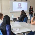 Image for the Tweet beginning: #EducaciónContinua Hoy en la #UNAE