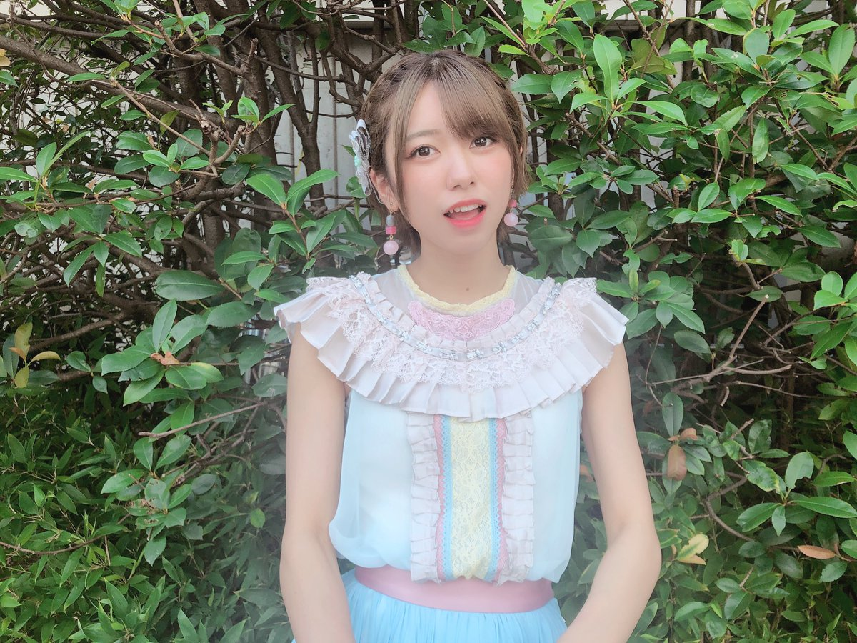 #インテックス大阪 #全国握手会今日は #STU48 の皆さんと合同握手会でした⛴💙とっても新鮮で ライブも握手も楽しかった!足を運んでくださった皆様ありがとうございました😊🌻衣装がとっても可愛かったです、、💓#榊美優 ちゃん #拡散希望