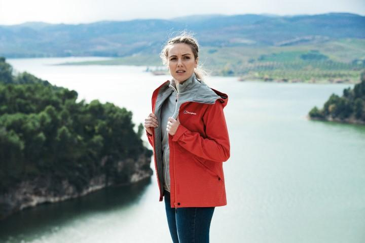 Rainy-day-reliable! Look out for our specialist Hydroshell® range and GORE-TEX® fabrics for the ultimate in waterproof jackets. Bring on the rain! bit.ly/Berghaus-AW19