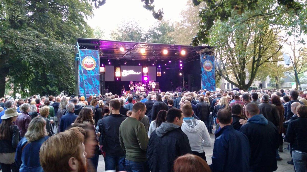 Za. 14 en zo. 15 sept. 2019 is het #BredaBarst! #Muziekfestival in #ParkValkenberg #Breda met #pop #rock #punk #hiphop #dance. Mix van regionale & bekende #artiesten. Met #theater #markt #eten #drinken #kidsactiviteiten. Van 14-23u. #Gratis toegang! check:
