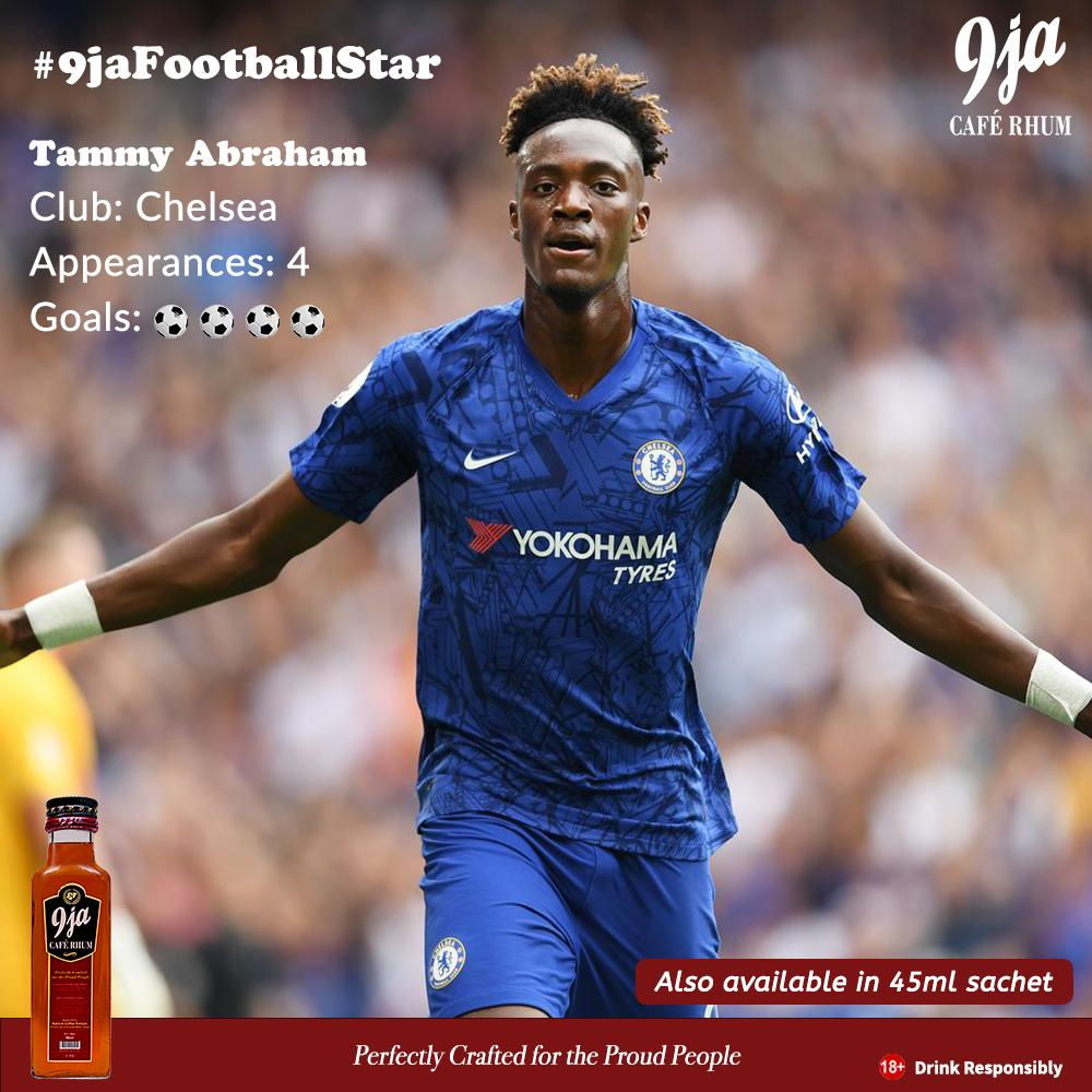 As Chelsea prepares to face Wolves at the Molineux, Tammy Abraham is expected to lead the line having already scored 4 goals in 4 appearances.  Do you think he will be a good fit for the Super Eagles?  #9jaFootball #EPL #SuperEagles #9JaCafeRhumpic.twitter.com/CdLSD5nEcN