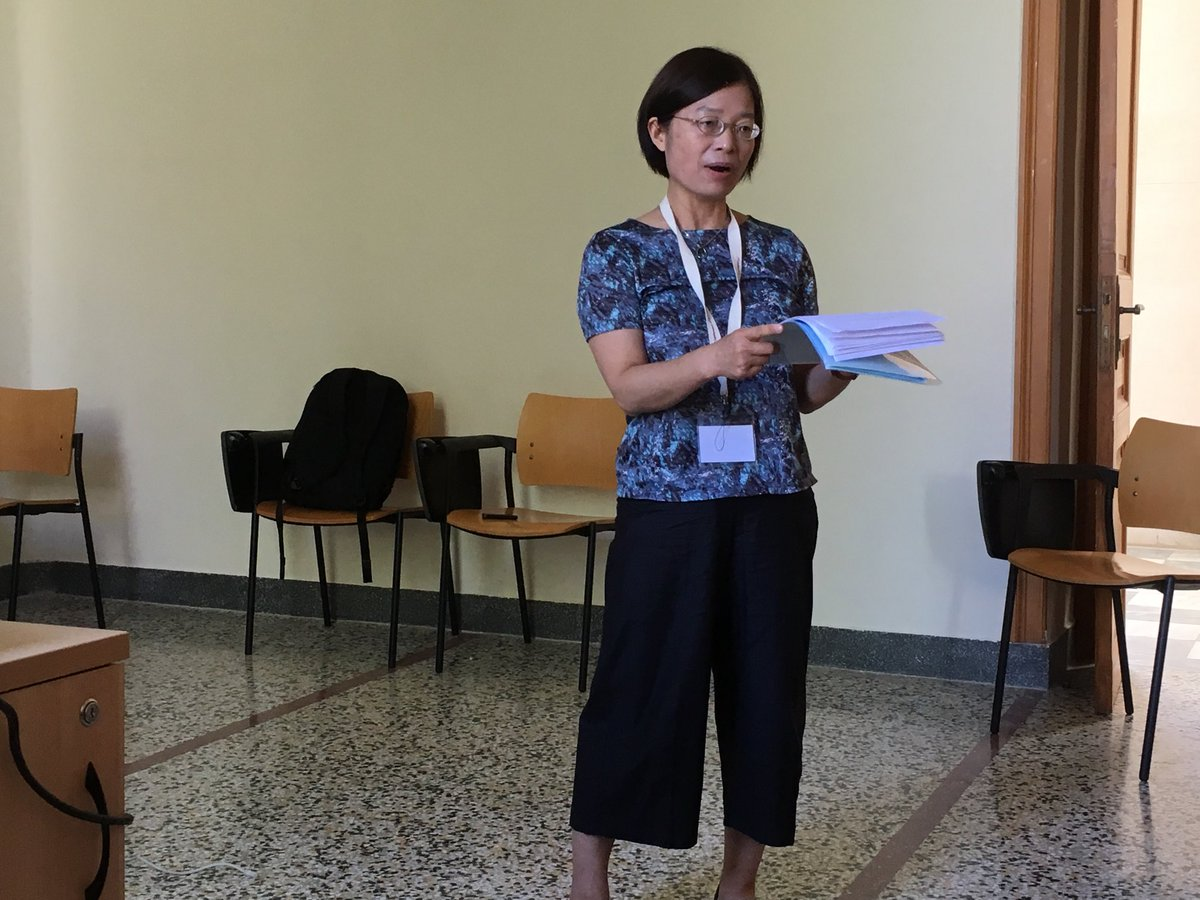 Maria Rentetzi On Twitter Looking Forward To Hear About Iaeas Mobile Lab In Taiwan From Hsiu Yun Wang At The Cihsi In Athens Sciencediplomacy
