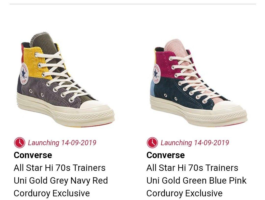 "Offspring x Converse Chuck 70 ""Patchwork"" in 2020 | Kleidung"