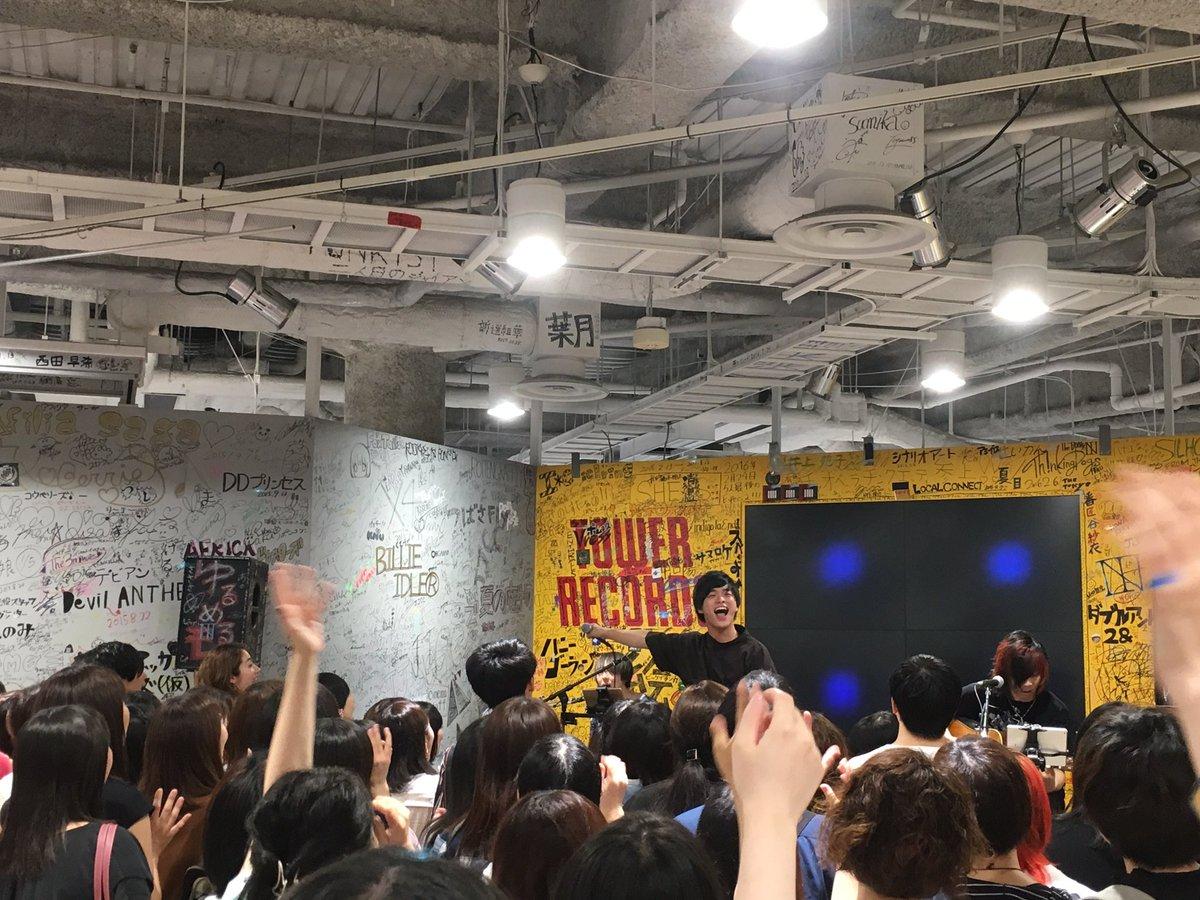 リリースイベント3都市目、大阪終了しました(・v・)!お越しくださったみなさまありがとうございました🐧ブチあがりました🐧🚀✨明日の名古屋もよろしくお願いいたします🐧❣️