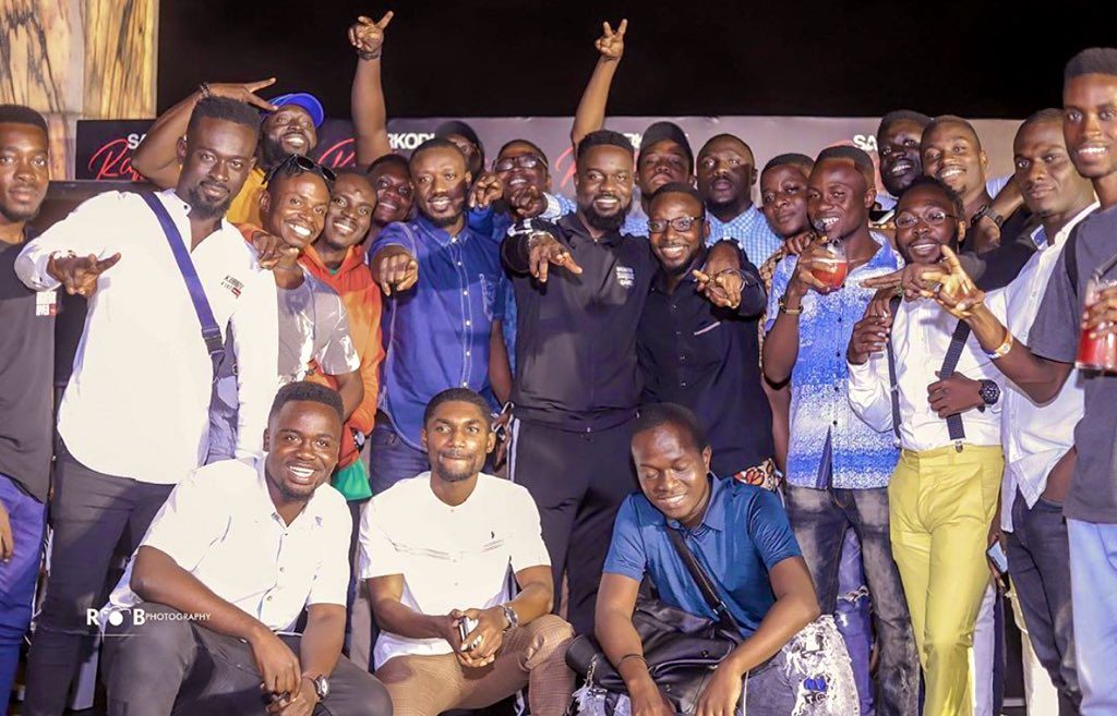 Sarkodie Changes Venue For This Year's Rapperholic Concert