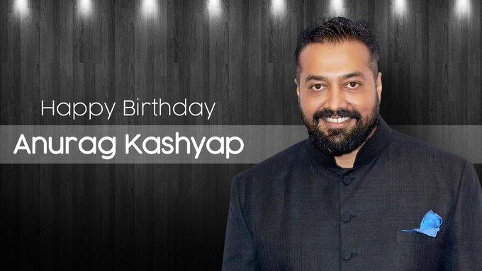 Happy birthday imaikka nodikal Anurag Kashyap sir