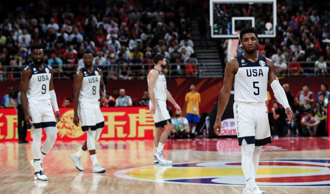 【世界盃】Harris 14分Mitchell 16+10,美國隊5人得分上雙擊敗波蘭,最終排名第7!(影)