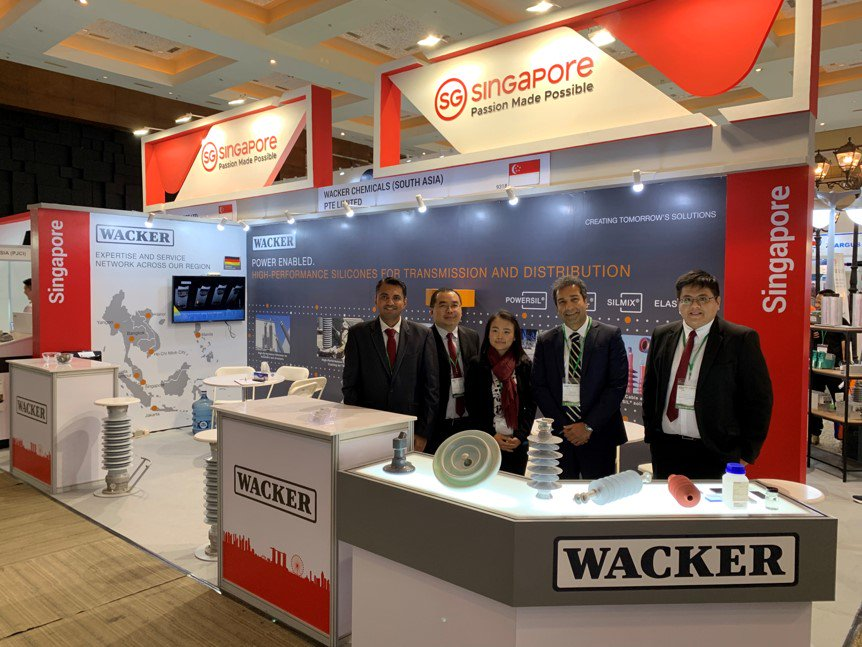 To all our customers, partners and friends who came by our booth and seminar during Electric & Power Indonesia 2019 – a big thank you! Safe travels and see you again soon.  #WACKER #transmissionanddistribution   More info: http://bit.ly/34K0uRv pic.twitter.com/xhh5b4S1mw