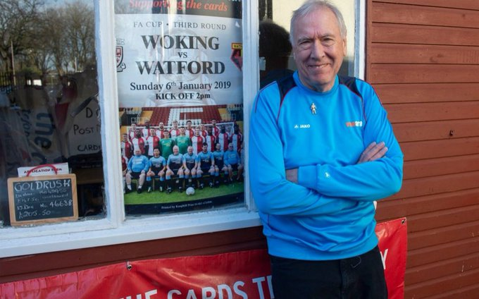 | Happy Birthday to our very own Martin Tyler!