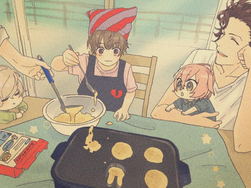 パンケーキ食べたい🥞