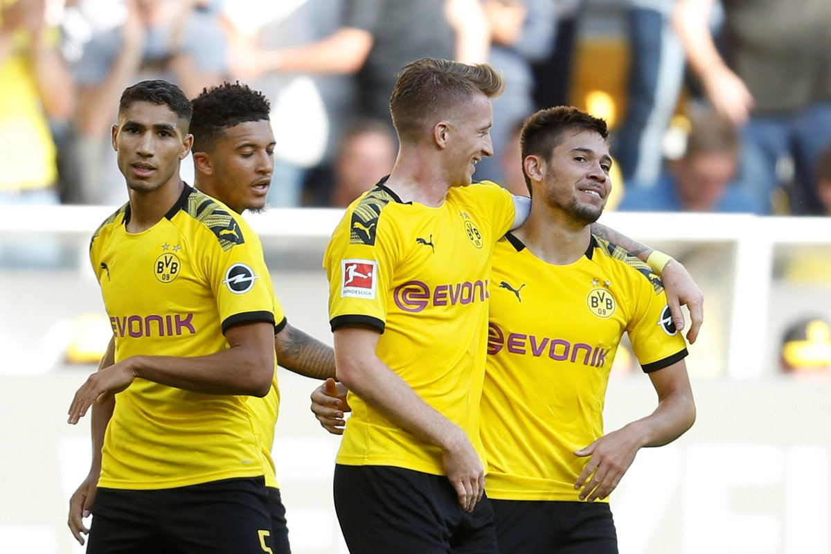 Video: Borussia Dortmund vs Bayer Leverkusen Highlights
