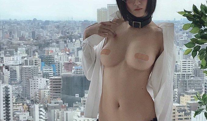 グラビアアイドル美東澪のTwitter自撮りエロ画像32