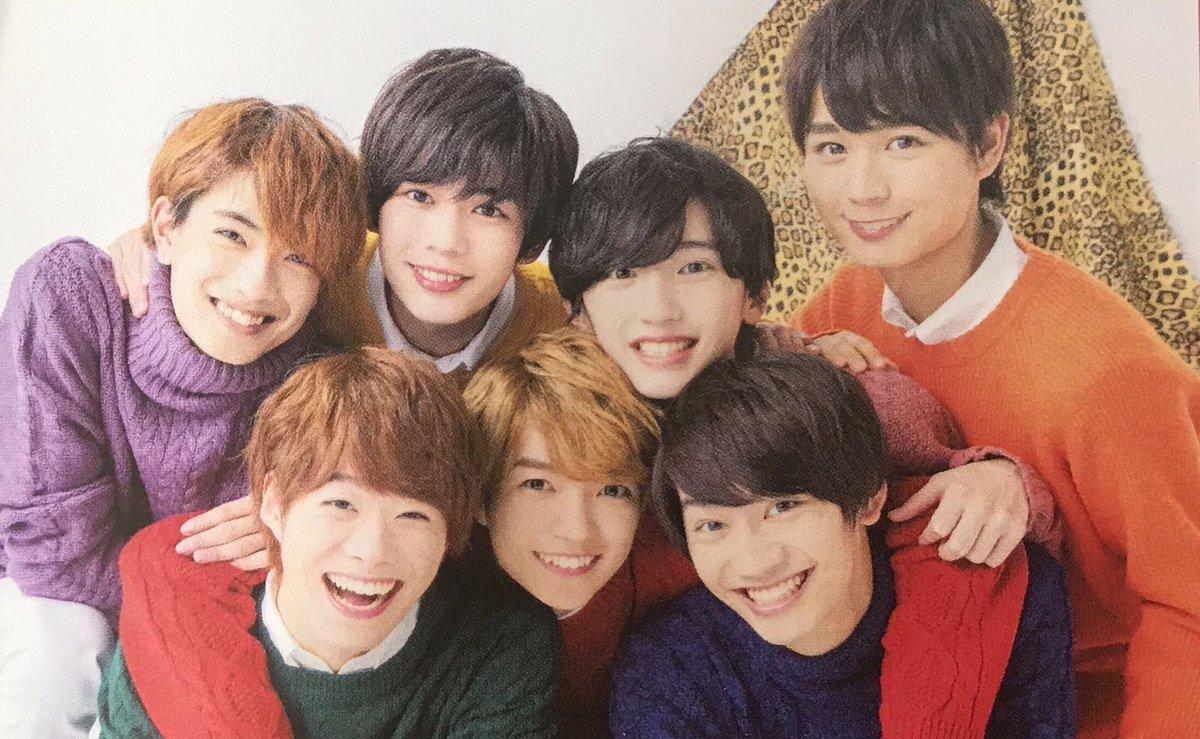 将来日本を背負って立つアイドルグループ #なにわ男子 をよろしくお願いします!!!!!!!