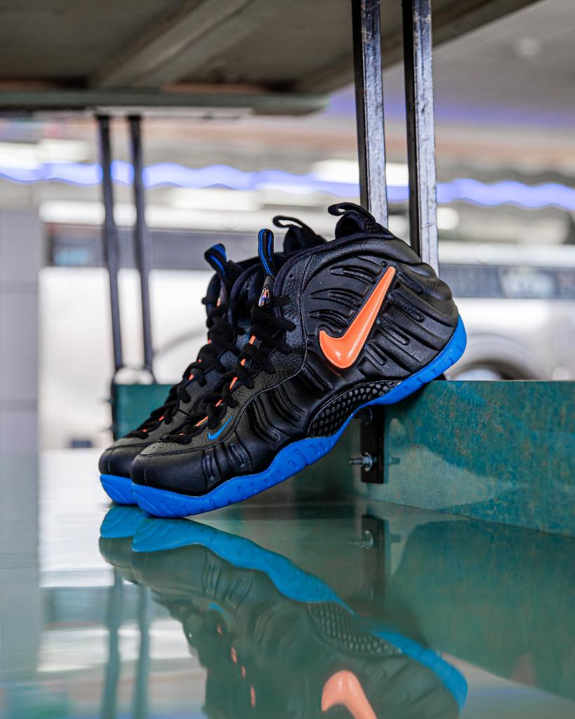 MSG Style. #Nike Air Foamposite Pro
