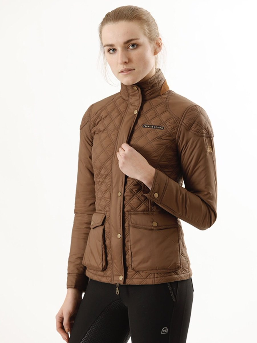 A stylish ladies country jacket suitable for riding, yard work and casual occasions…  Cheltenham Country Riding Jacket enjoy 60% off in our end of season sale WAS £90.00 NOW £36.00 https://www.premierequine.co.uk/cheltenham-country-riding-jacket-c2x25509199…  #premierequine #pe #equestrian #equestrianfashion #equinestyle pic.twitter.com/pO3SjuLsTe