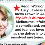 Image for the Tweet beginning: UK fans of #MyLifeIsMurder this