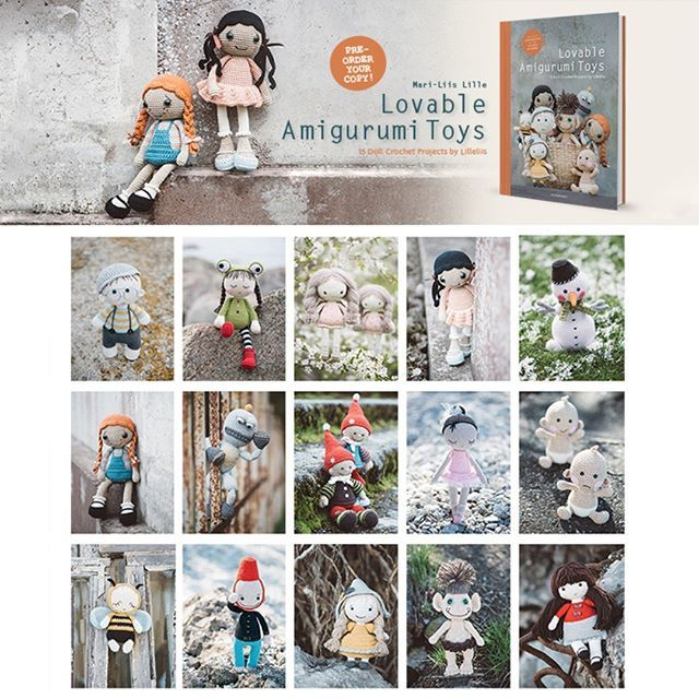 27 Best book | magical amigurumi toys images | Amigurumi toys ... | 640x640